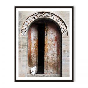 My Home   Framed Print by Artefocus