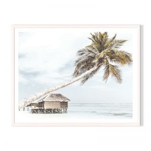 My Resort | Framed Print by Artefocus