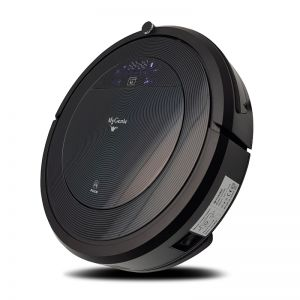 MyGenie ZX1000 Intelligent Robotic Vacuum - Black