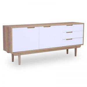 Nakula White Sideboard | 180cm