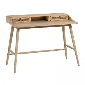Nalu Rattan & Timber Desk