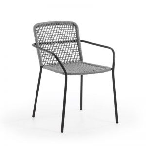 Nash Patio Chair | Grey | CLU Living