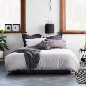 Natal Quilt Cover Set | Linen | Various Sizes | Jamie Durie By Ardor