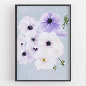 Natural by Danelle Messaike | Framed Fine Art Print