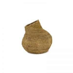 Natural Seagrass Woven Mission Pot | OMG I WOULD LIKE