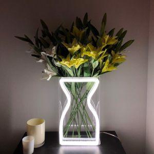 Neon Vase | Preorder | Pink
