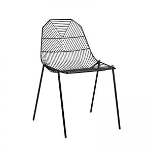 New Arrow Chair | Black