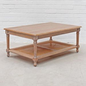 New Marseille Coffee Table | Weathered Oak