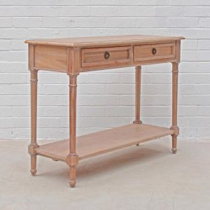 New Marseille Console | Weathered Oak