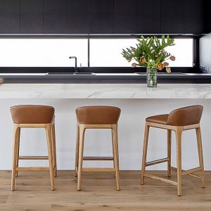 New York Stool | Nat Oak by SATARA