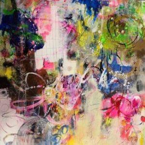 New York to Caribbean | Original Artwork on Canvas