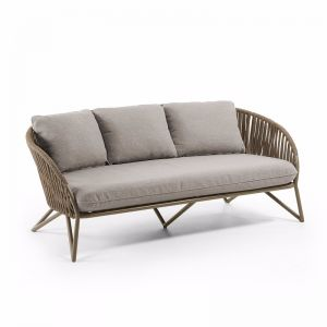 Nicia 3 Seater Sofa
