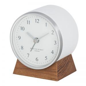 Nina Silent Alarm Clock
