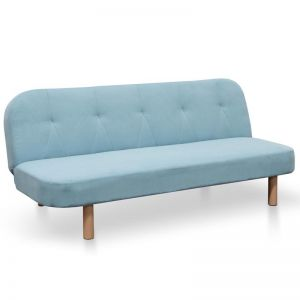 Nina Sofa Bed | Sky Blue