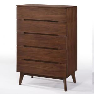 Njord Tallboy | Walnut | Modern Furniture
