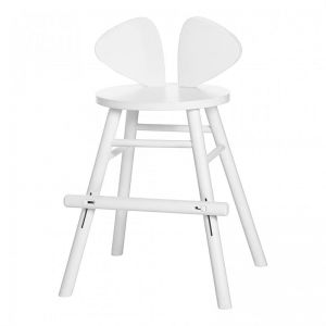 Nofred Junior Mouse Chair | White