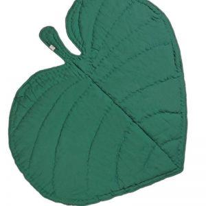 Nofred Leaf Blanket | Mint