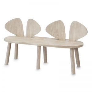 Nofred Mouse Bench Chair | Oak