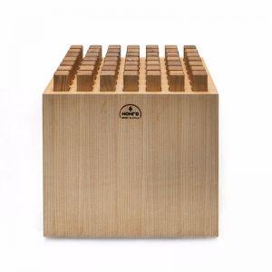 Nohrd Hedgehock | Wooden Stool |Ash