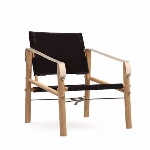 Nomad Chair | Black Canvas