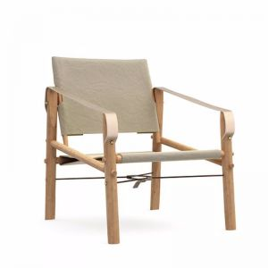 Nomad Chair | Natural Canvas