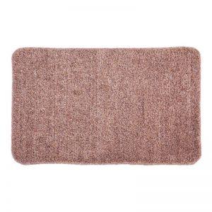 Non-slip Multipurpose Floor Mat | Absorbent Polycot | Beige