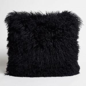 Nordic Cushion by Abode Living | Black