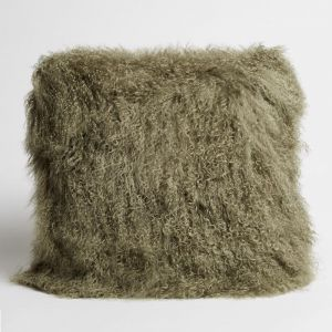 Nordic Cushion by Abode Living | Khaki