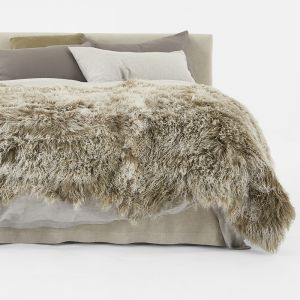 Nordic Pelt by Abode Living | Hunter | Large