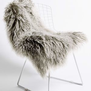 Nordic Pelt by Abode Living | Hunter | Small