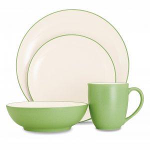 Noritake Colorwave 16 piece Dinner Set | Green