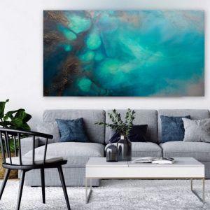 Northern Waters   Original Artwork by Petra Meikle de Vlas   Art Lovers Australia