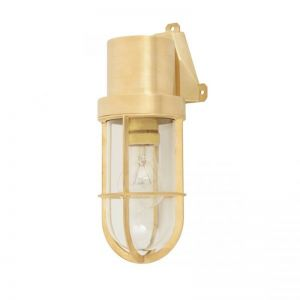 Norwest Wall Sconce in Solid Brass | Beacon Lighting
