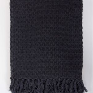 Nouvel Throw | Charcoal | Jamie Durie By Ardor