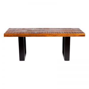Nova Small Wooden Bench Seat