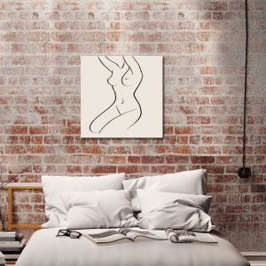 Nudeform | Canvas Print By United Interiors