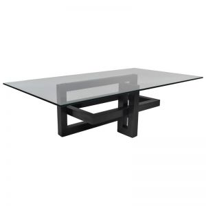 Nuovo Coffee Table | Charcoal