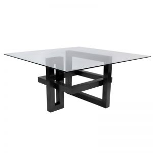 Nuovo Dining Table | Charcoal