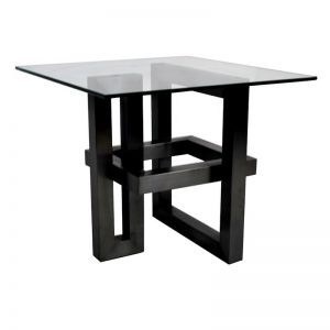 Nuovo Side Table | Charcoal