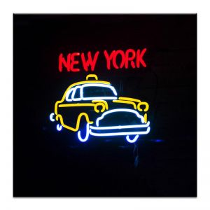 NY Neon   Prints and Canvas by Photographers Lane