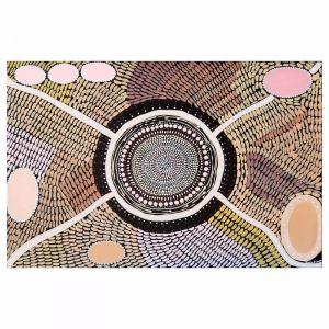 Nyami Jannymili | Framed Canvas Print | Various Sizes