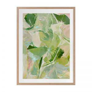 Oakleaf I | Framed Art Print