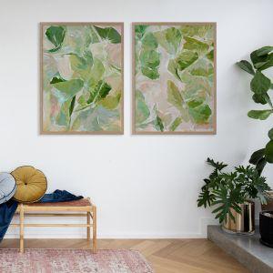 Oakleaf II | Framed Art Print