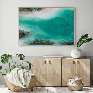 Oasis Bay | Canvas Print