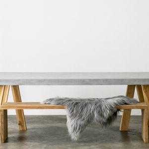 OBI | Concrete Dining Table | 200 x 100cm