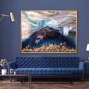 Oblivion Seascape   Original Artwork   Antuanelle