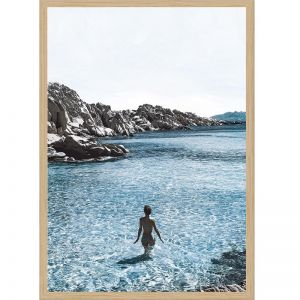 Ocean Dream | Framed Print