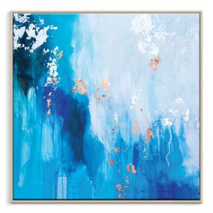 Ocean Potion  No.9 | Julie Ahmed | Canvas or Print by Artist Lane