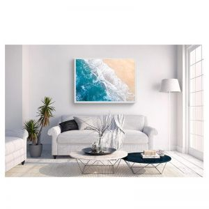 Ocean View | Framed Photographic Art Print by Sharyn Coffee