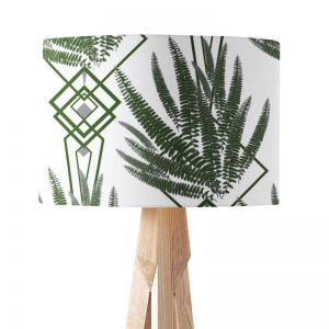 Octavia Green | Paper Lampshade | Various Sizes | Amba Florette